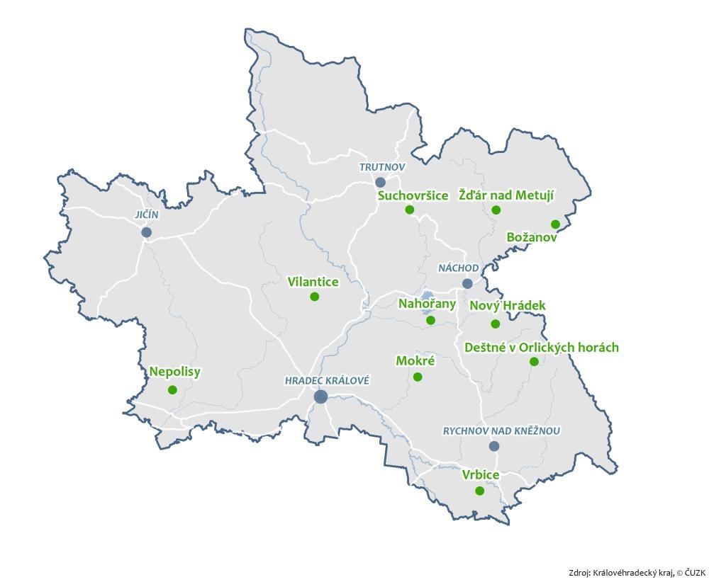 Kralovehradecky Kraj Odmeni Deset Nejlepsich Vesnic Regionu