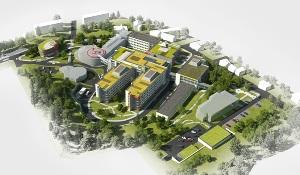 Modernizace náchodské nemocnice: Změny v projektu přinesou zvýšení užitné hodnoty nemocnice. Termín realizace neohrozí